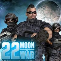 22 MOON AT WAR - strategisches Aufbauspiel mit Fullscreenmodus