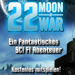22 MOON AT WAR - strategisches Aufbauspiel mit Fullscreenmodus
