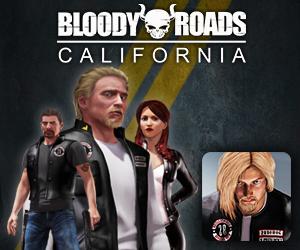 Bloody Roads California