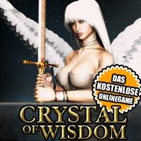 Crystal of Wisdom, das kostenlose Browsergame mit Action anderer Zeit