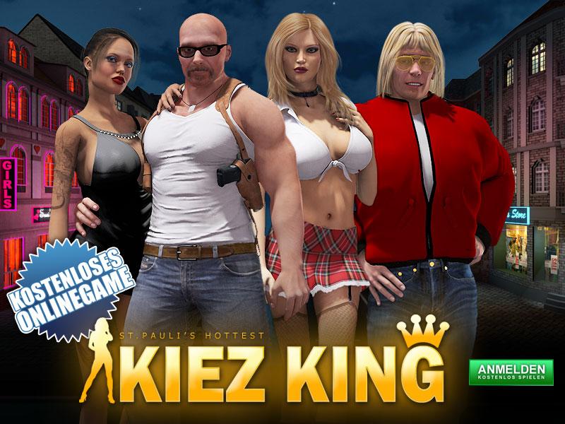 Kiezking - Das Browsergame rund um den Hamburger Kiez! Jetzt kostenlos spielen!