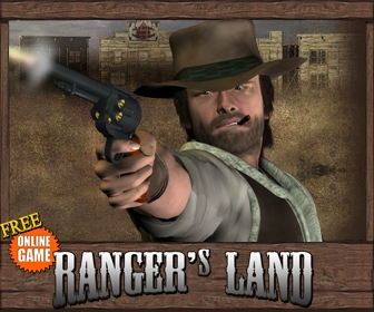 Rangers Land - Western Online Game