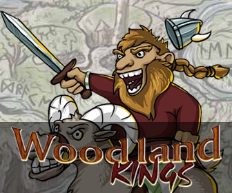 Browsergame Woodlandkings